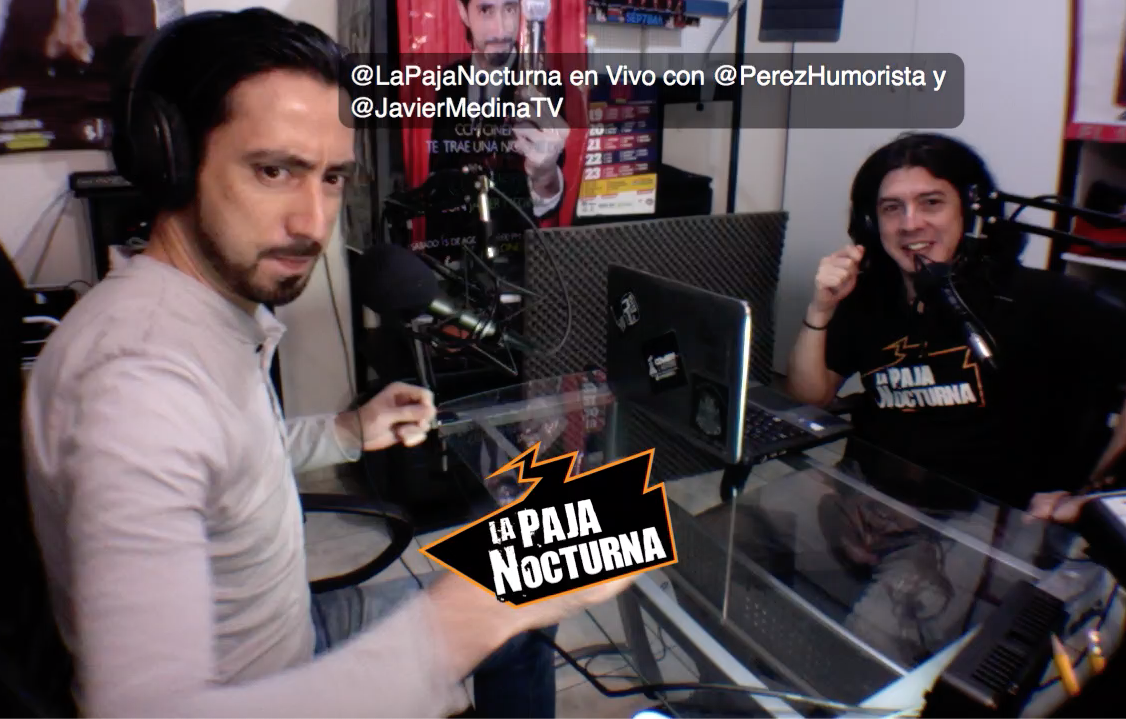 La Paja nocturna Podcast Episodio 4