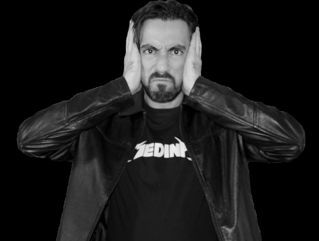 Javier Medina Comediante Costa Rica