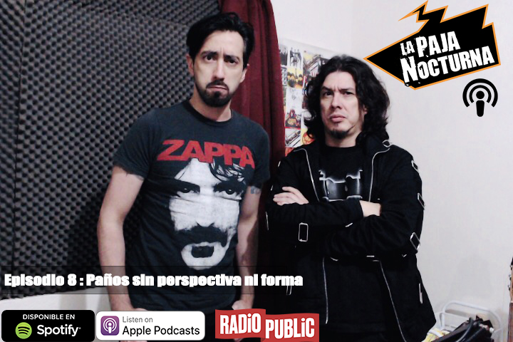 La Paja Nocturna Podcast Episodio 8