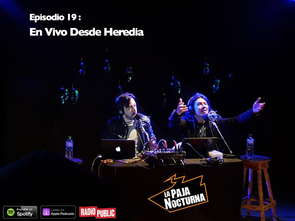 La Paja Nocturna Podcast Episodio 19