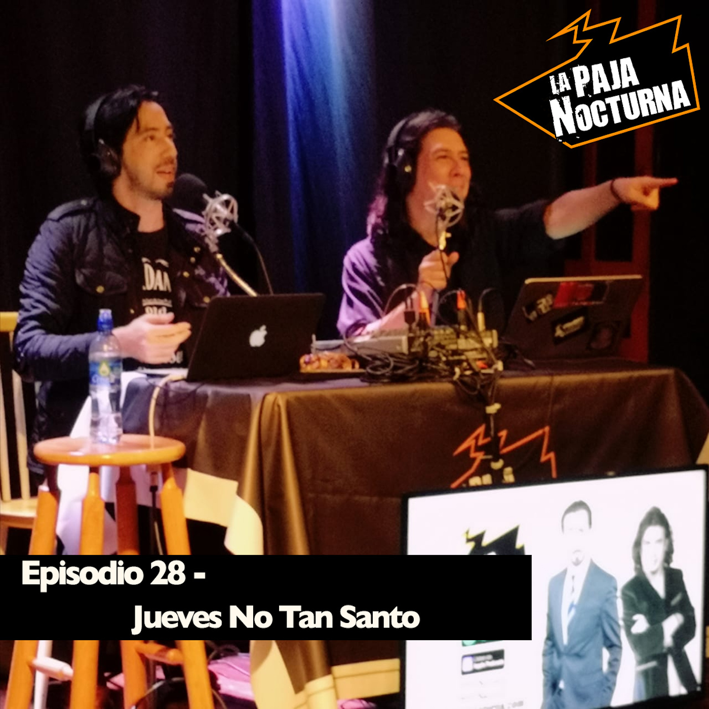 La Paja Nocturna Podcast Episodio 28