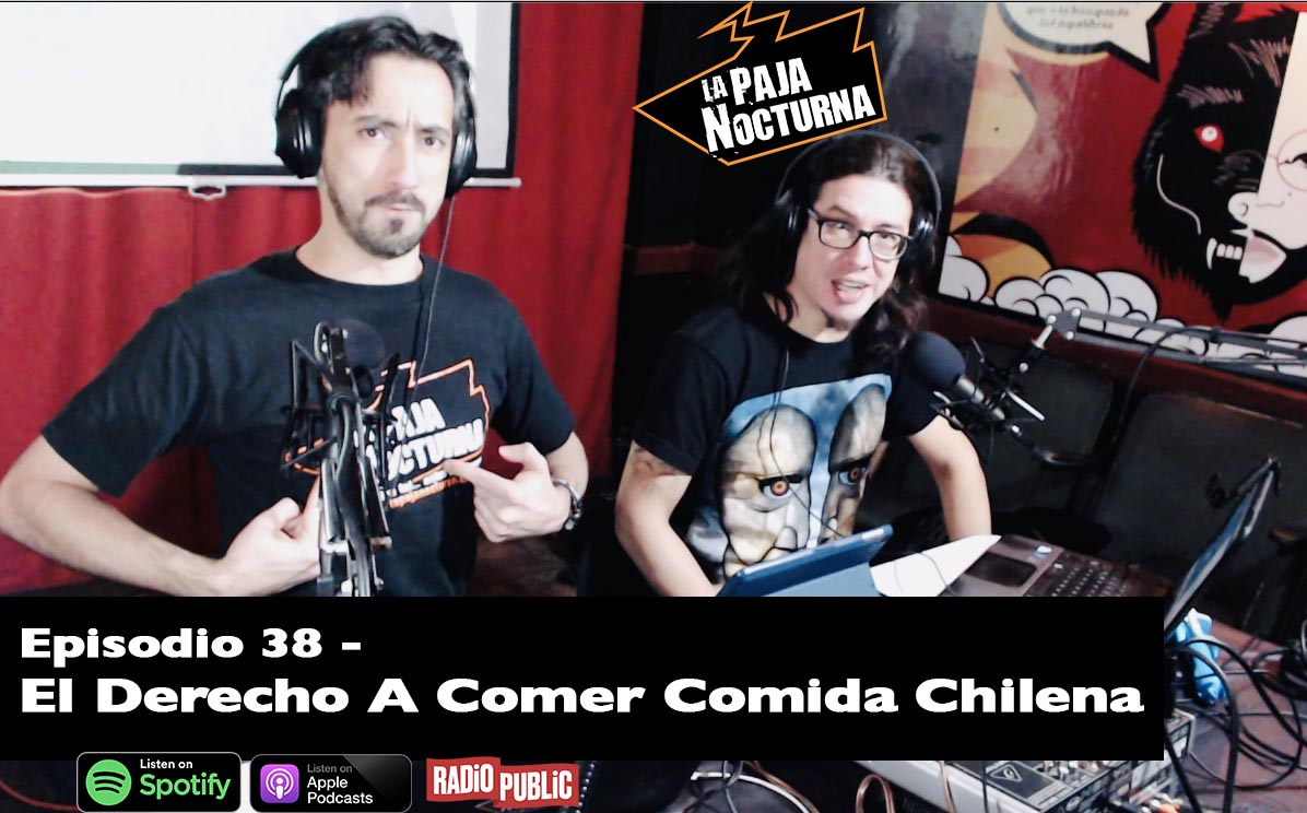 La Paja Nocturna Podcast Episodio 38