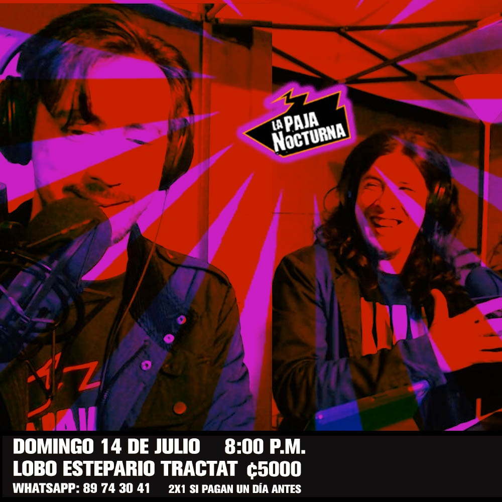 La Paja Nocturna En Vivo podcast