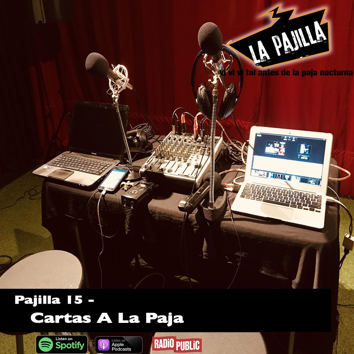 La Paja Nocturna Podcast Spotify