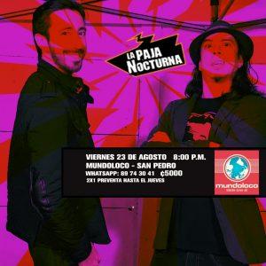 La Paja Nocturna Podcast Mundoloco