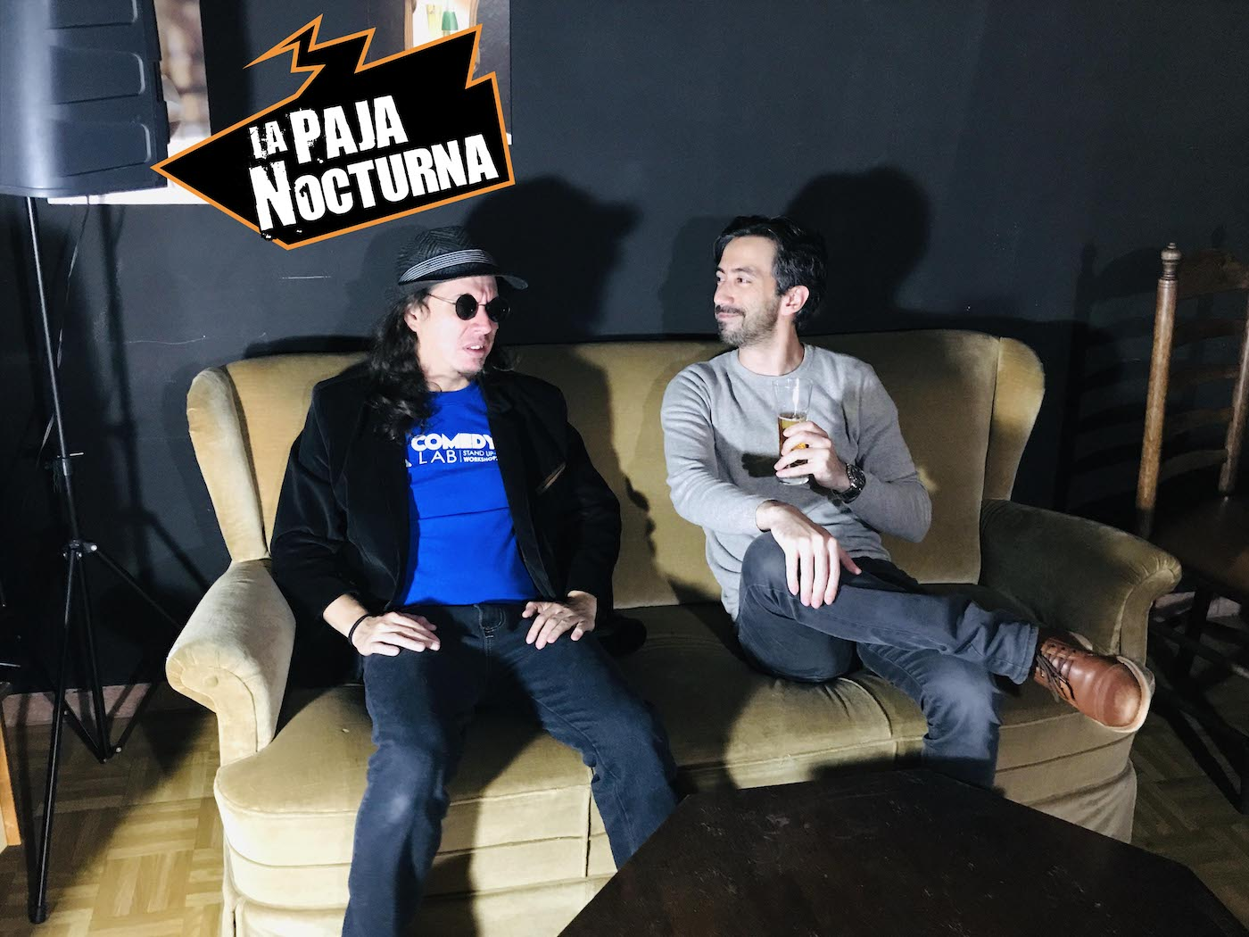 La Paja Nocturna Podcast Episodio 42