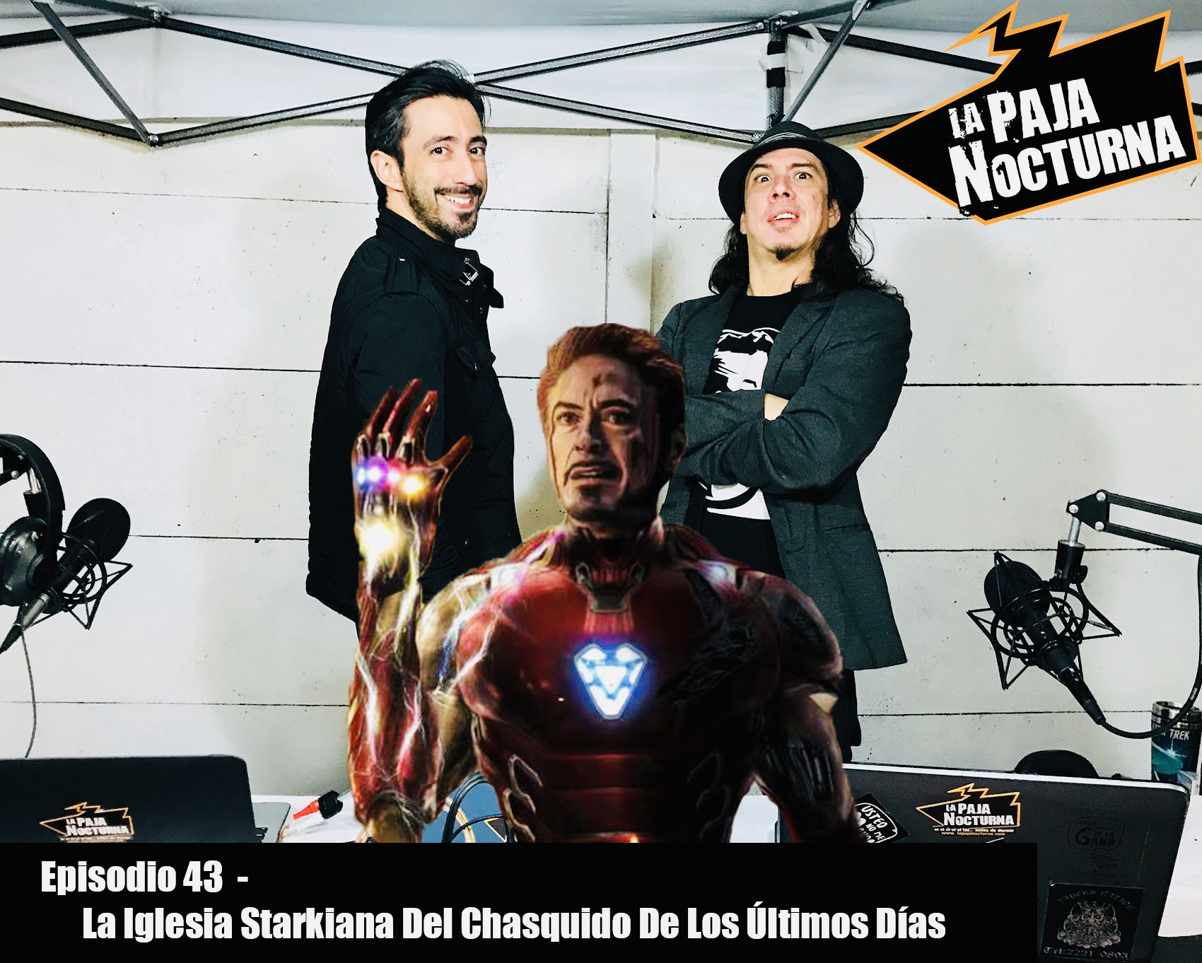 La Paja Nocturna Podcast Episodio 43