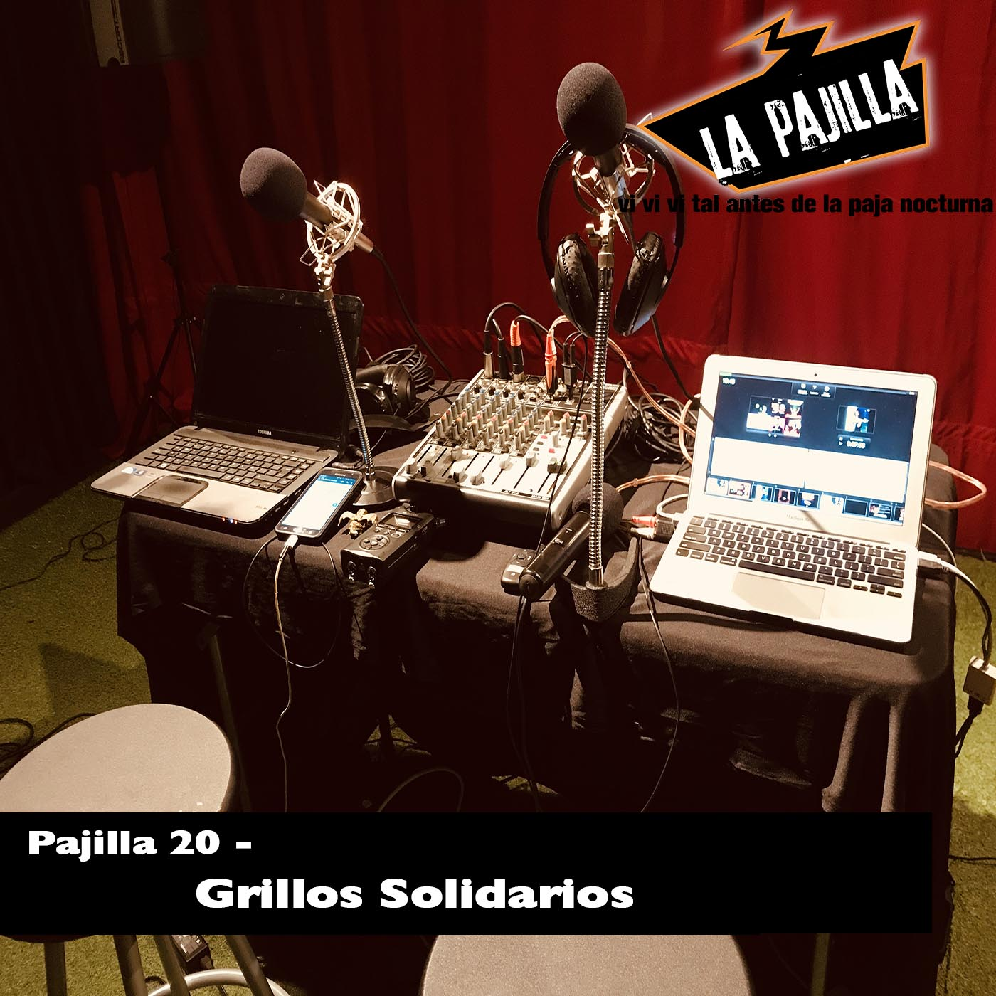 La Paja Nocturna Podcast CR