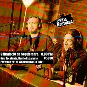 La Paja Nocturna Podcast Hub Escalante