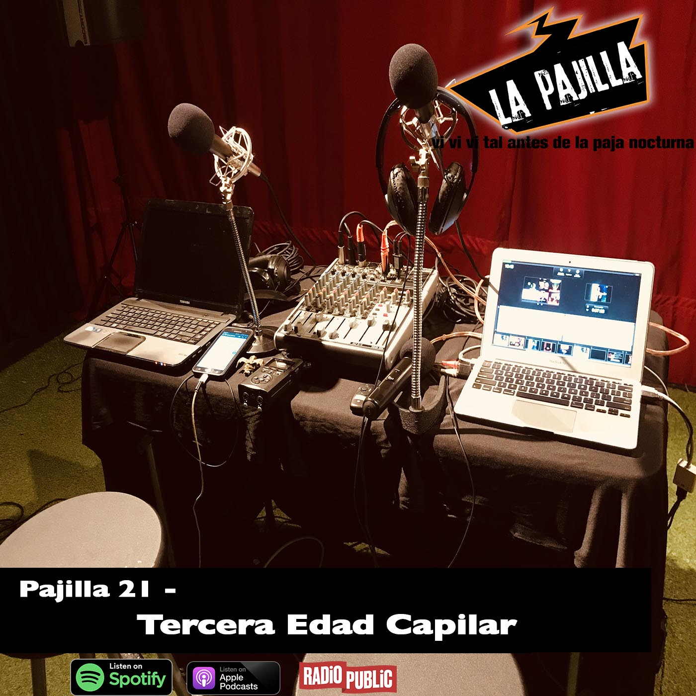 La Paja Nocturna Podcast CR