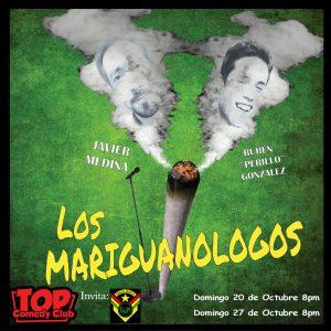 Los Mariguanologos en Vivo