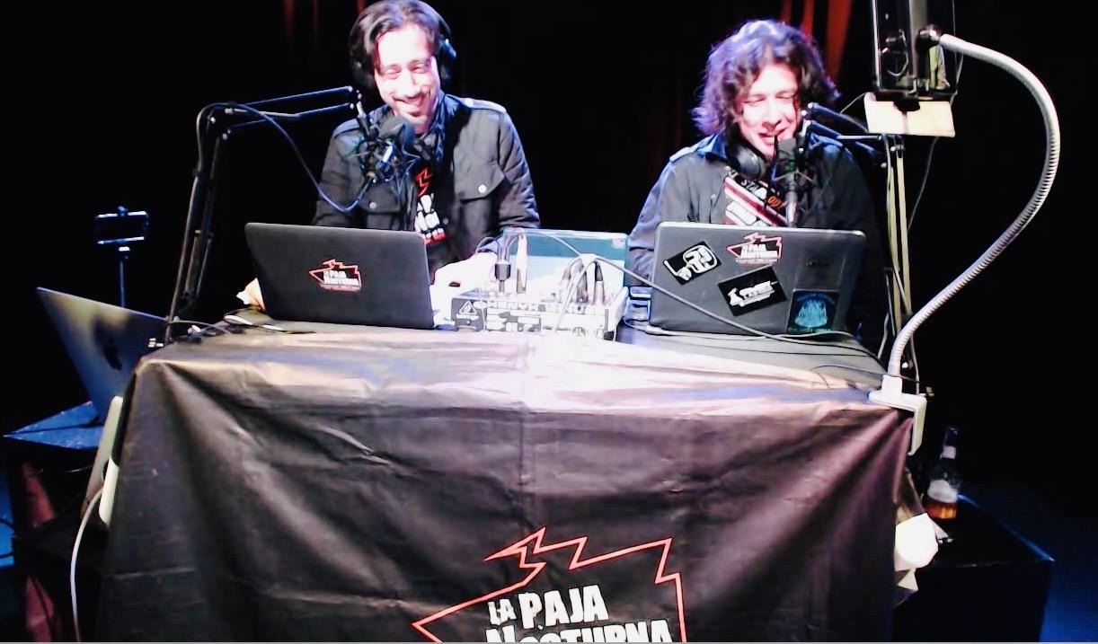 La paja nocturna podcast Episodio 53