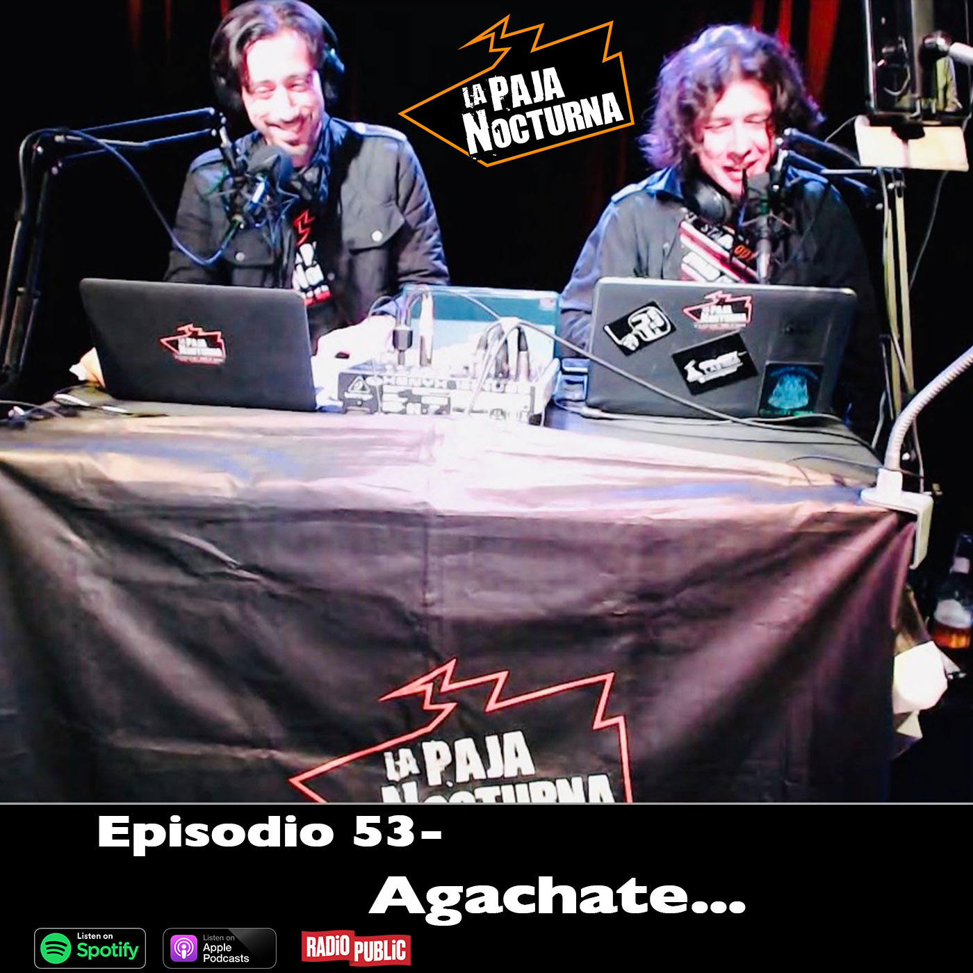 La paja nocturna podcast Episodio 53