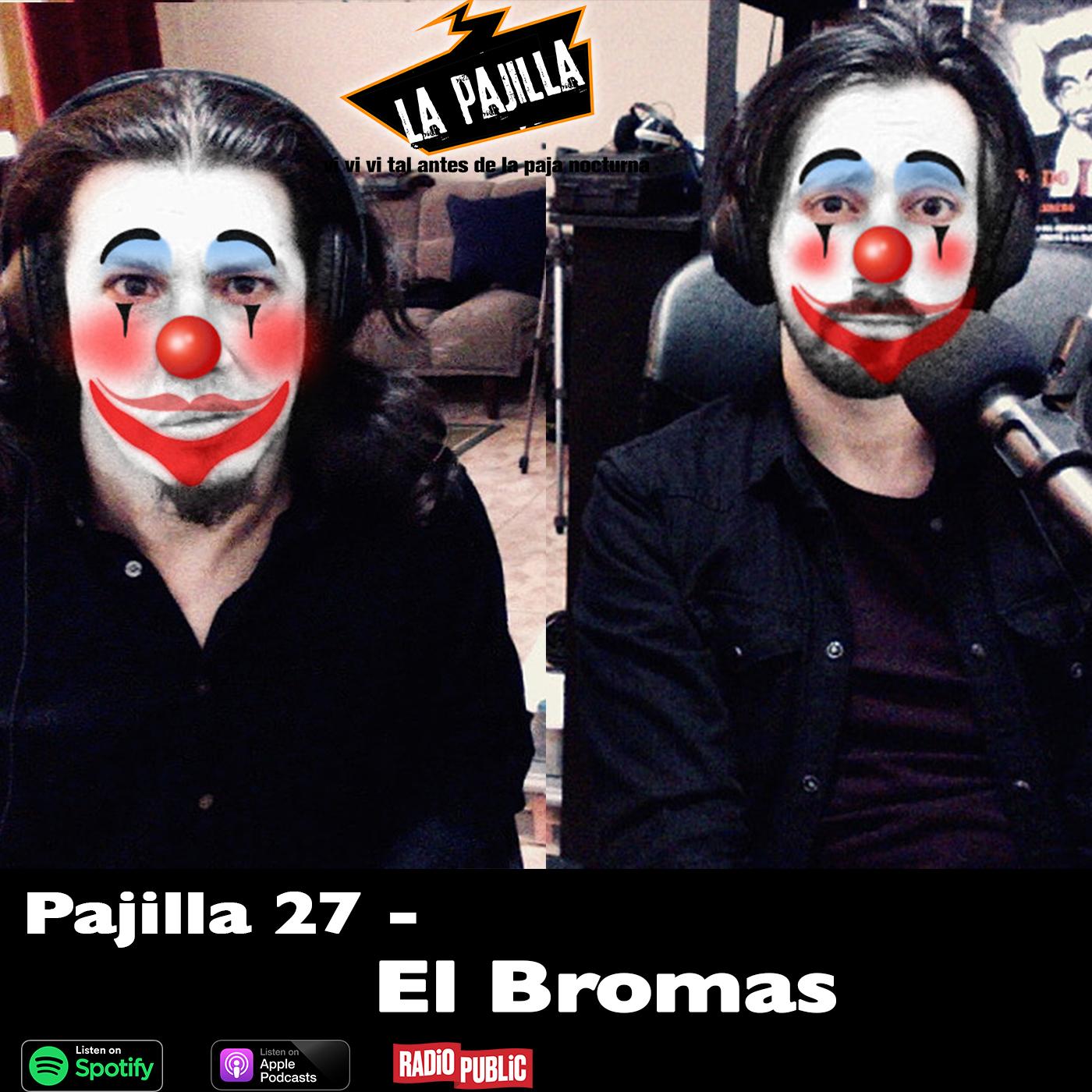 La Paja Nocturna Podcast CR Pajilla