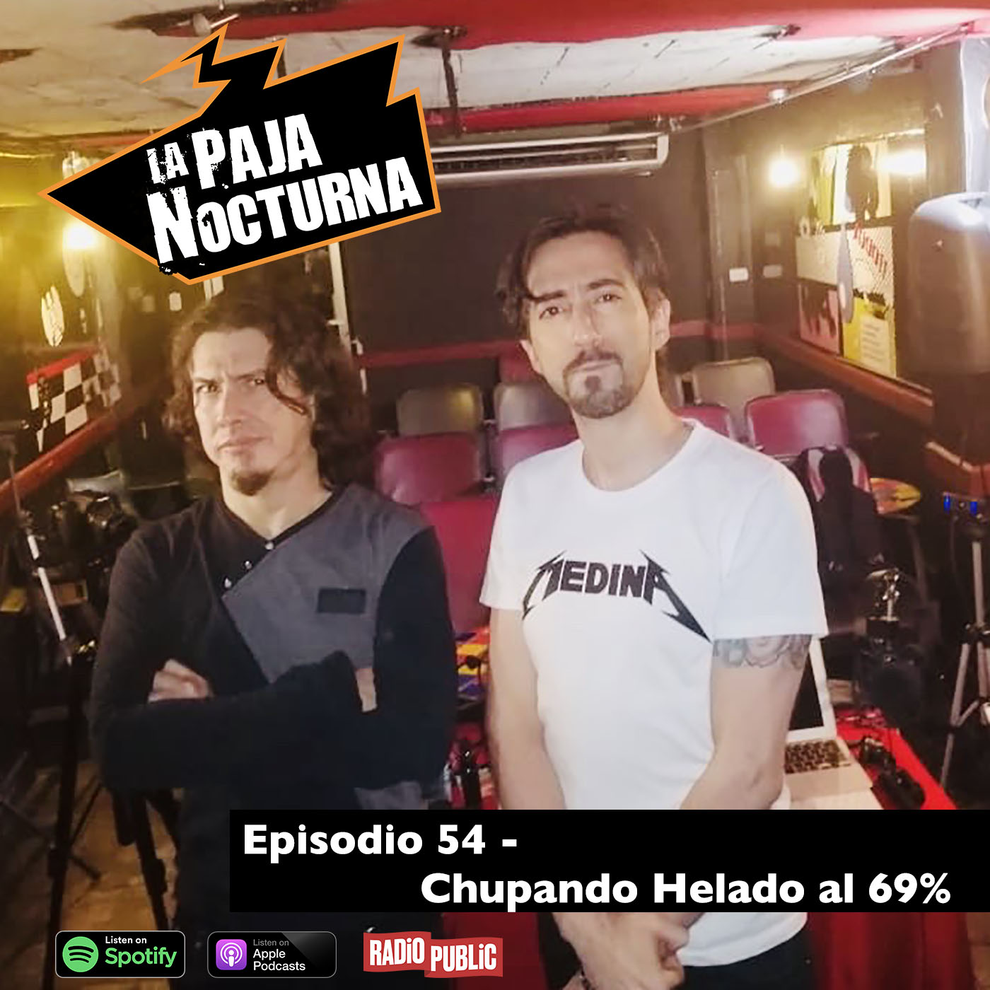 La paja nocturna podcast Episodio 54
