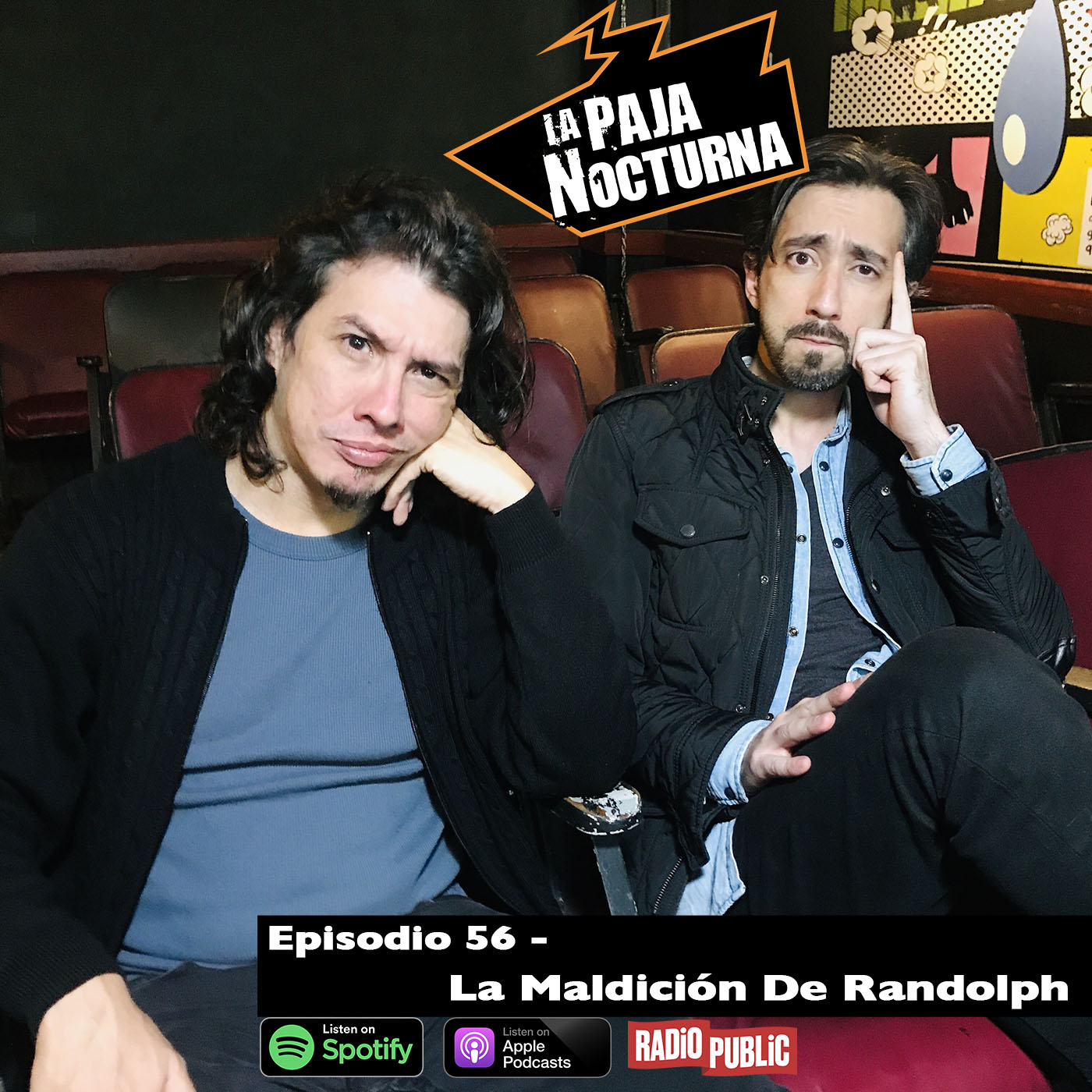 La paja nocturna podcast Episodio 56