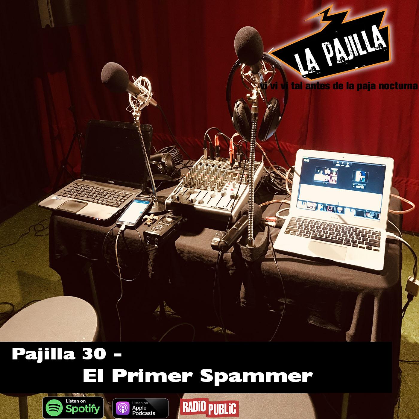 La Paja Nocturna Podcast CR Pajilla 30