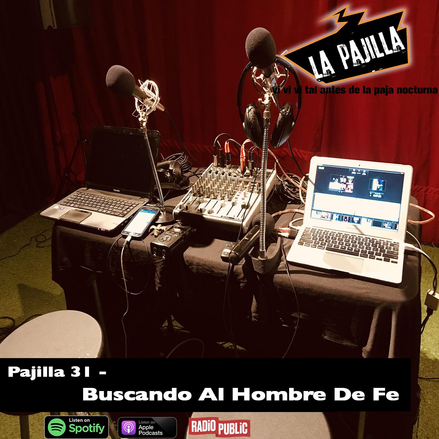 La Paja Nocturna Podcast CR Pajilla 31