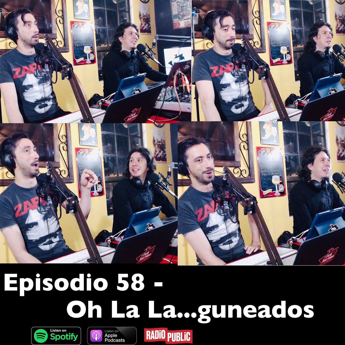 La paja nocturna podcast Episodio 58