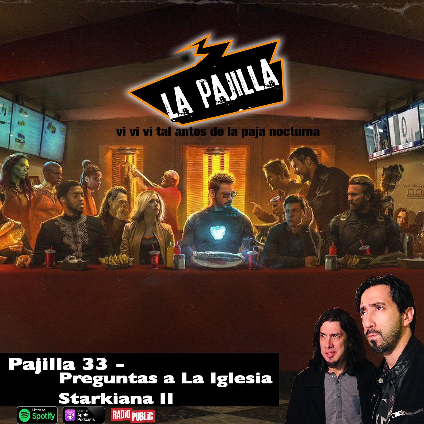 La Paja Nocturna Podcast CR Pajilla 33