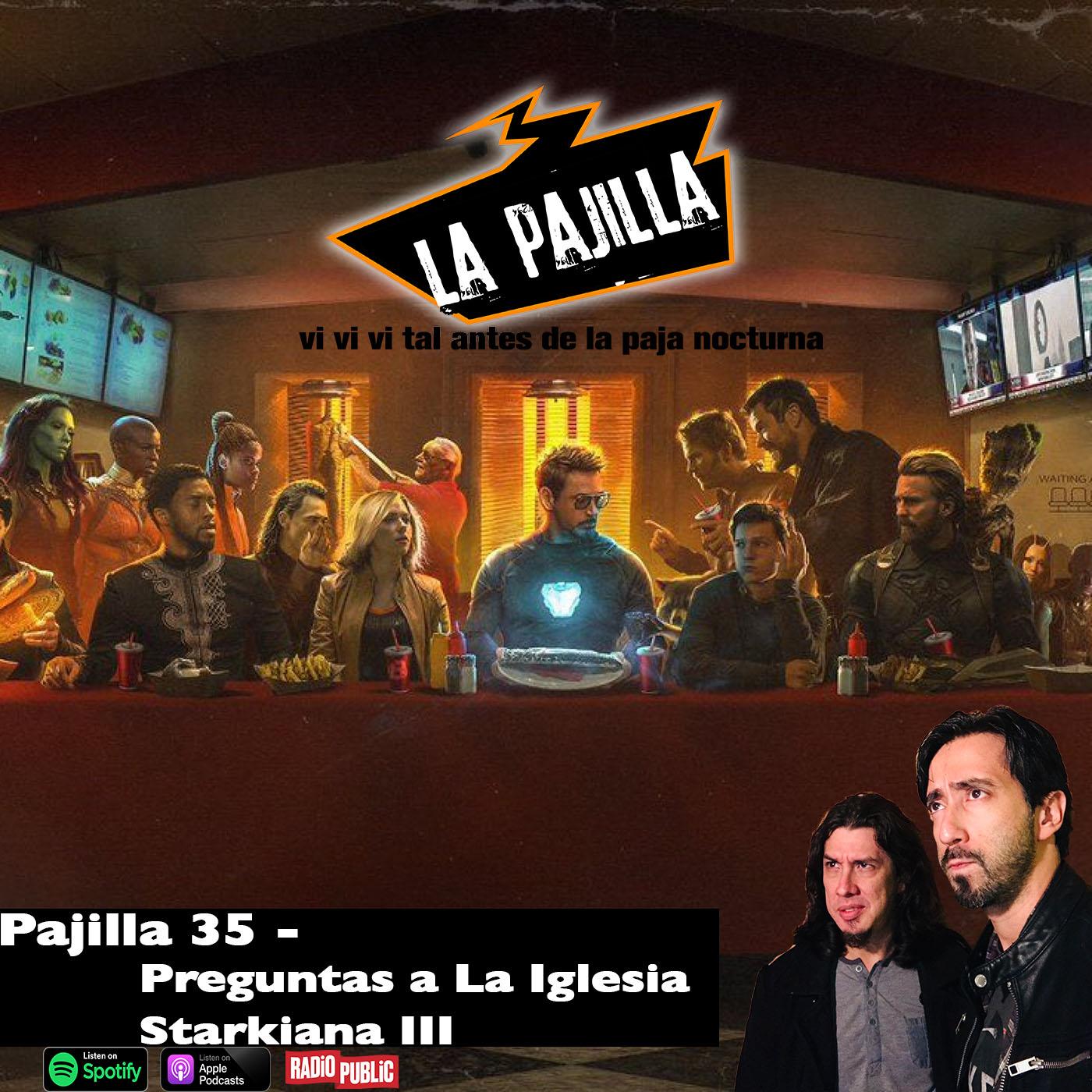 La Paja Nocturna Podcast CR Pajilla 35