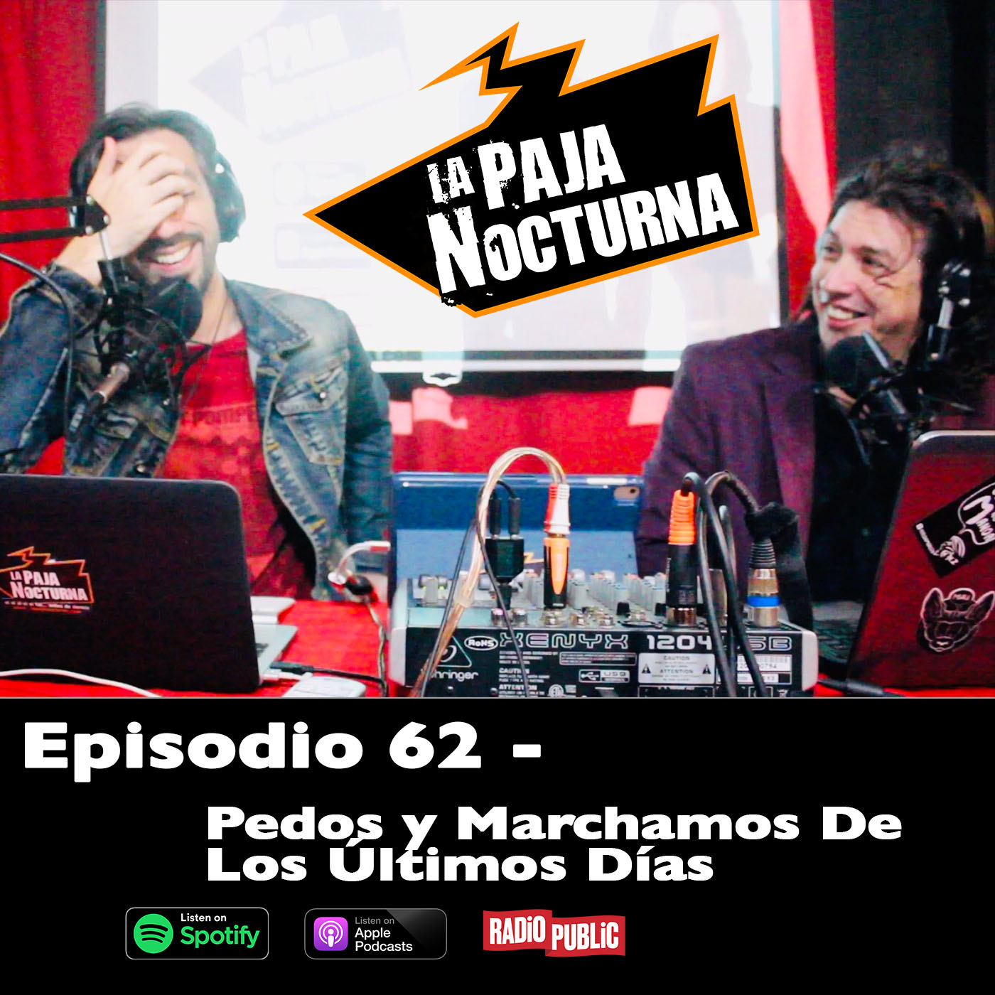 La paja nocturna podcast Episodio 62