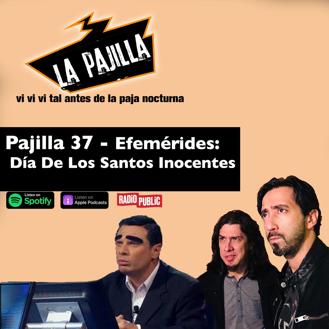 La Paja Nocturna Podcast CR Pajilla 37