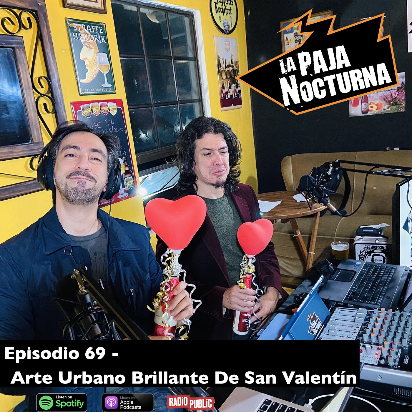 La paja nocturna podcast Episodio 69