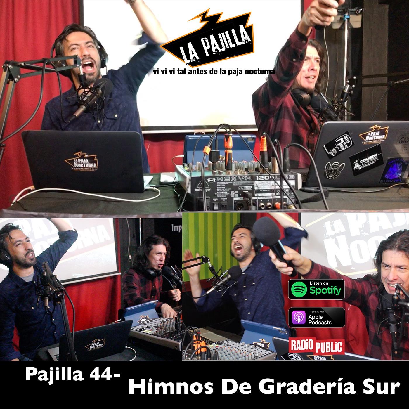 La Paja Nocturna Podcast CR Pajilla 44