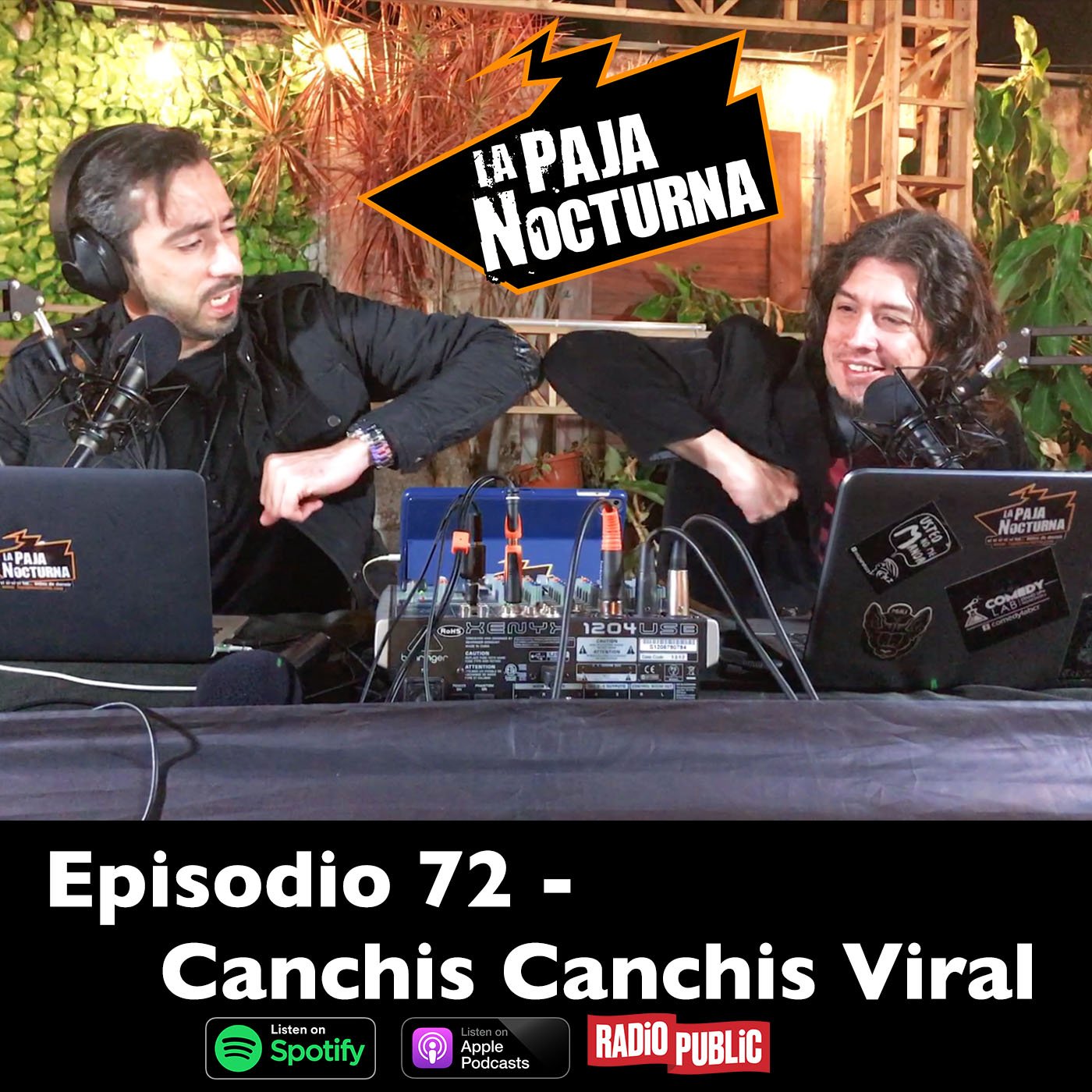 La paja nocturna podcast Episodio 72
