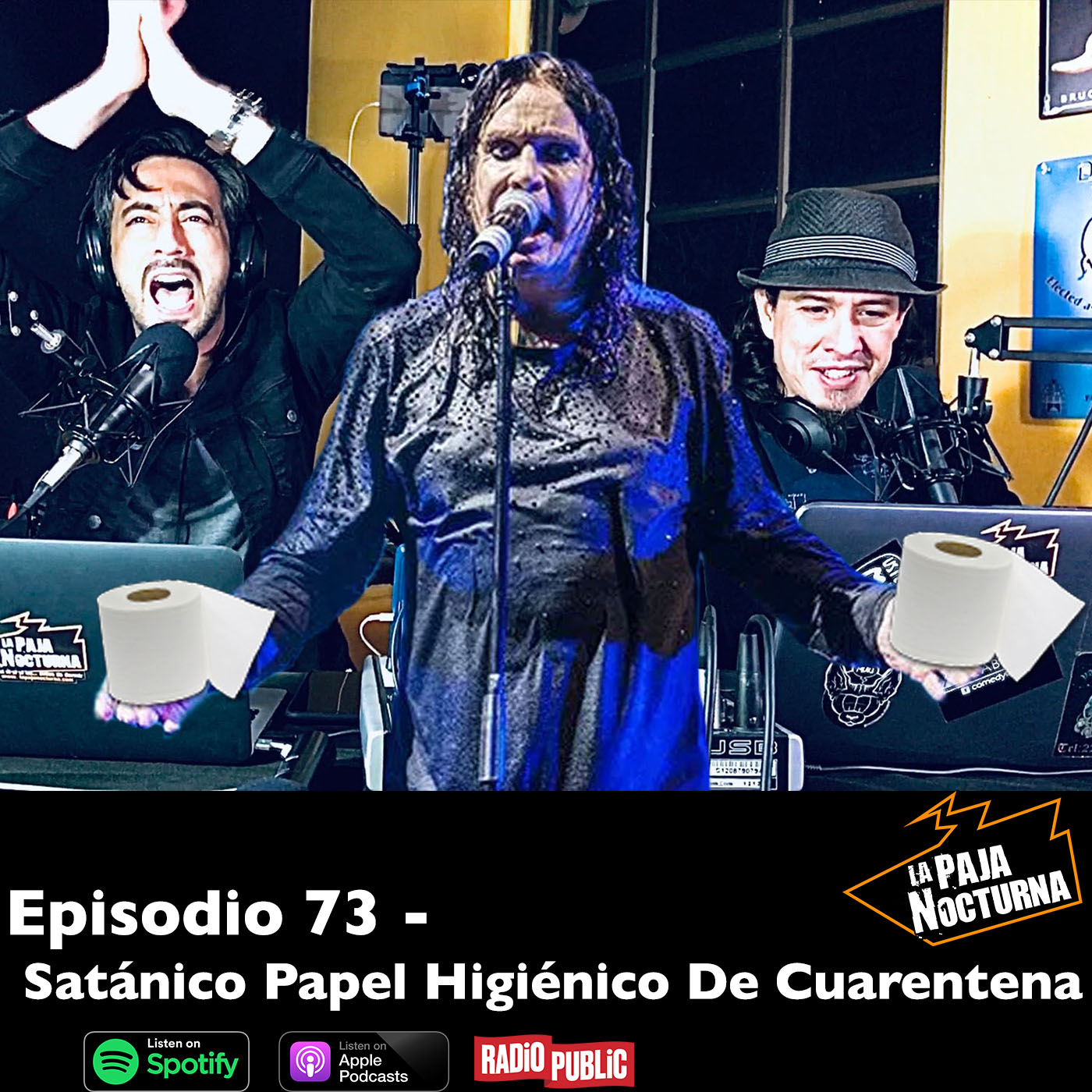 La paja nocturna podcast Episodio 73