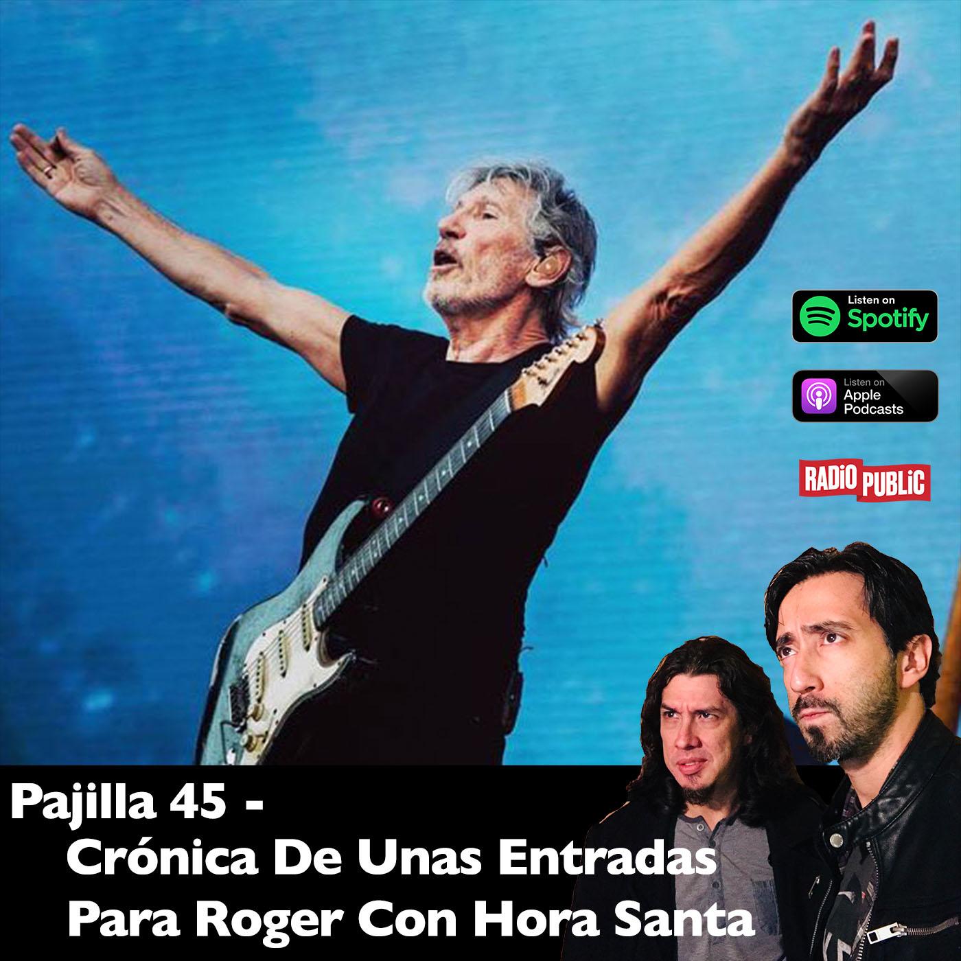 La Paja Nocturna Podcast CR Pajilla 45