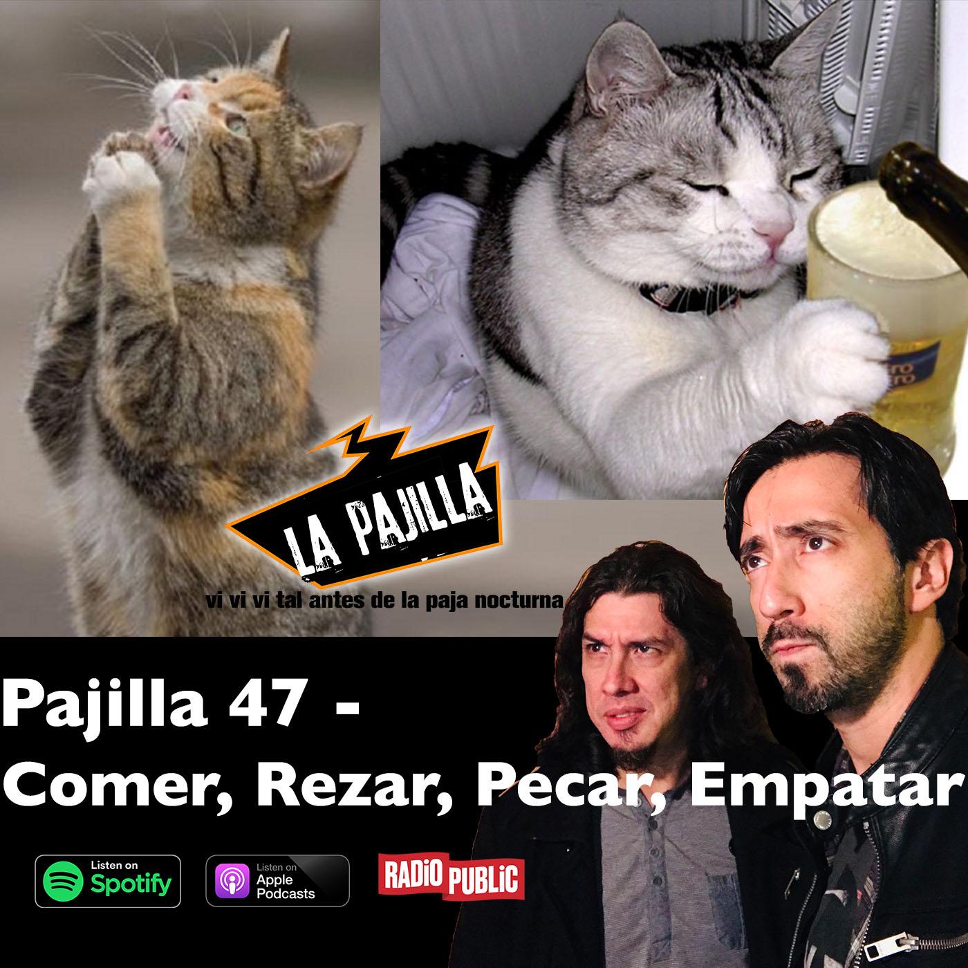 La Paja Nocturna Podcast CR Pajilla 47