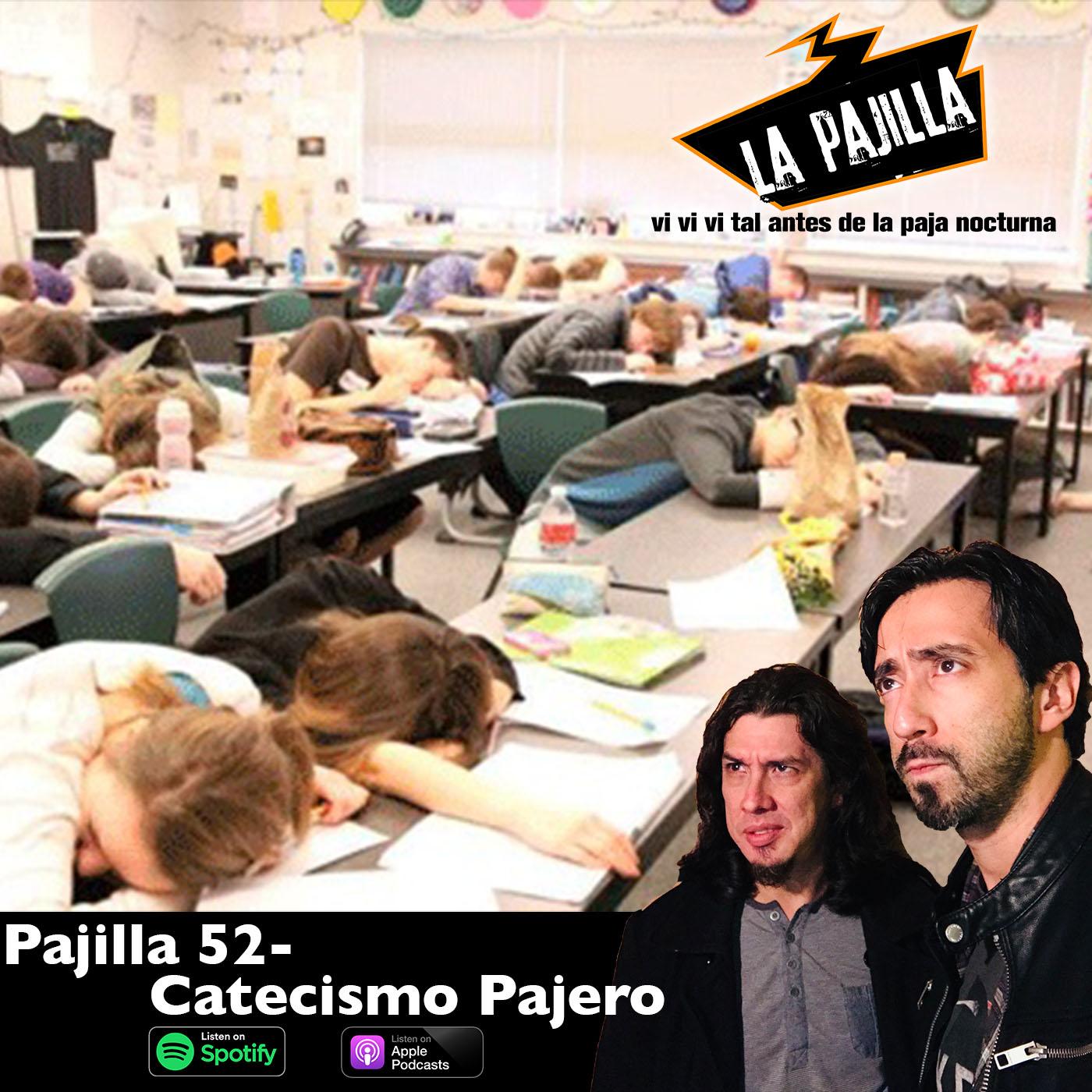 La Paja Nocturna Podcast CR Pajilla 52