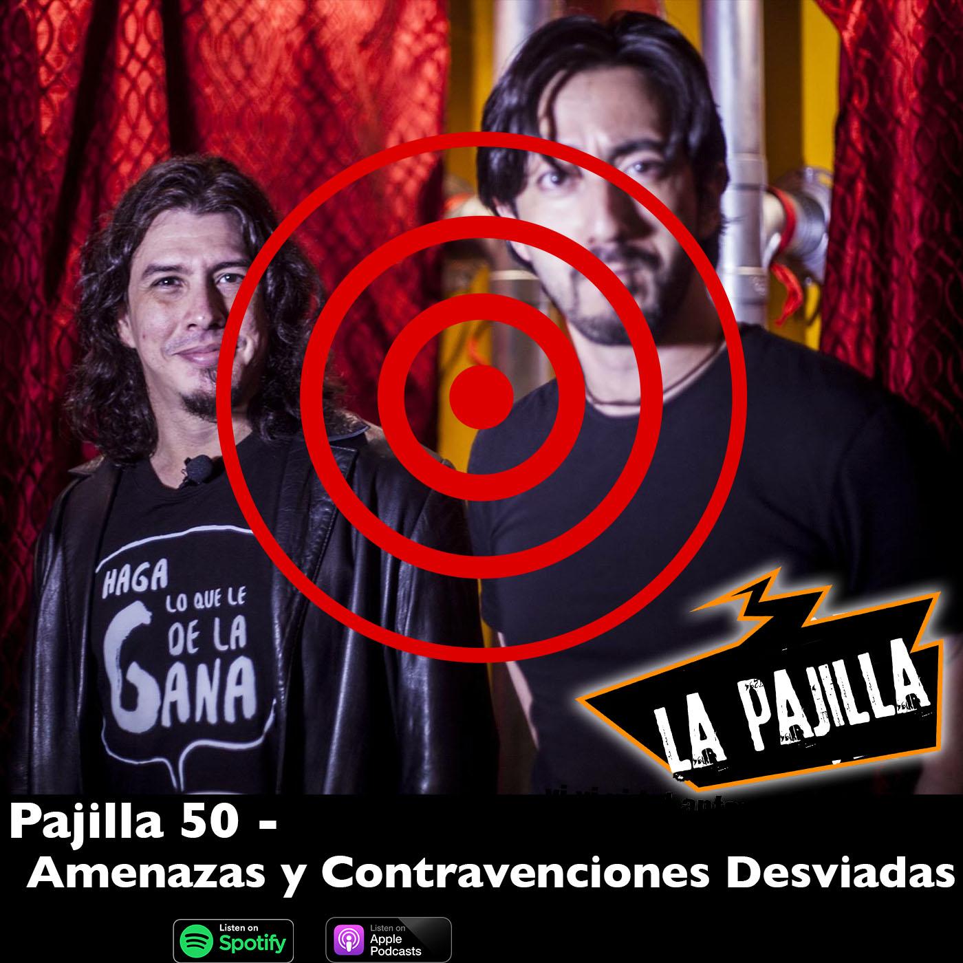 La Paja Nocturna Podcast CR Pajilla 50