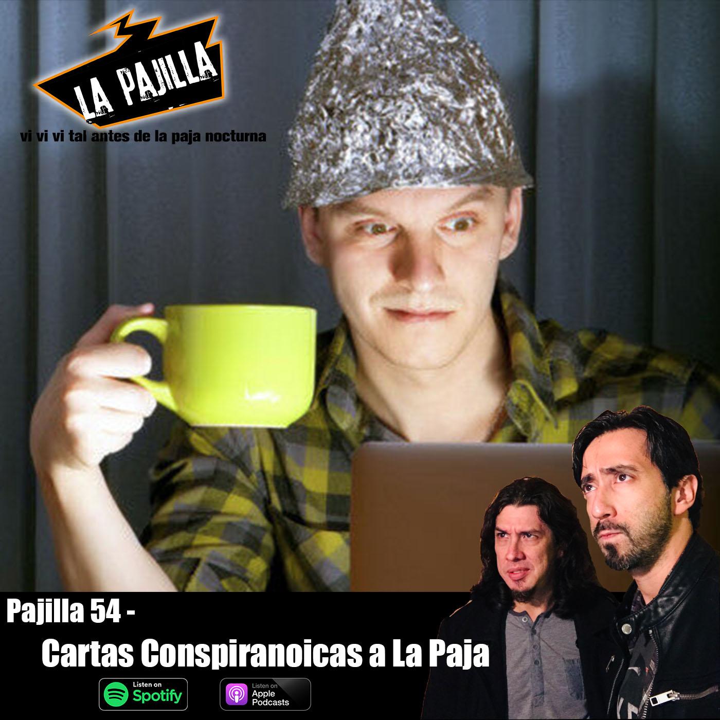 La Paja Nocturna Podcast CR Pajilla 54