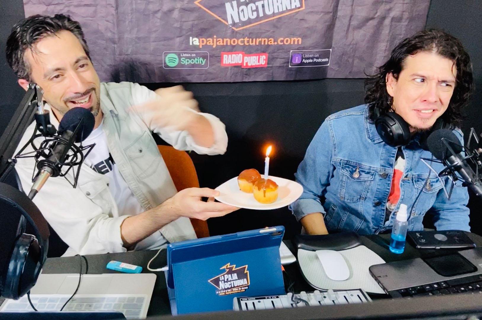 La paja nocturna podcast Episodio 85