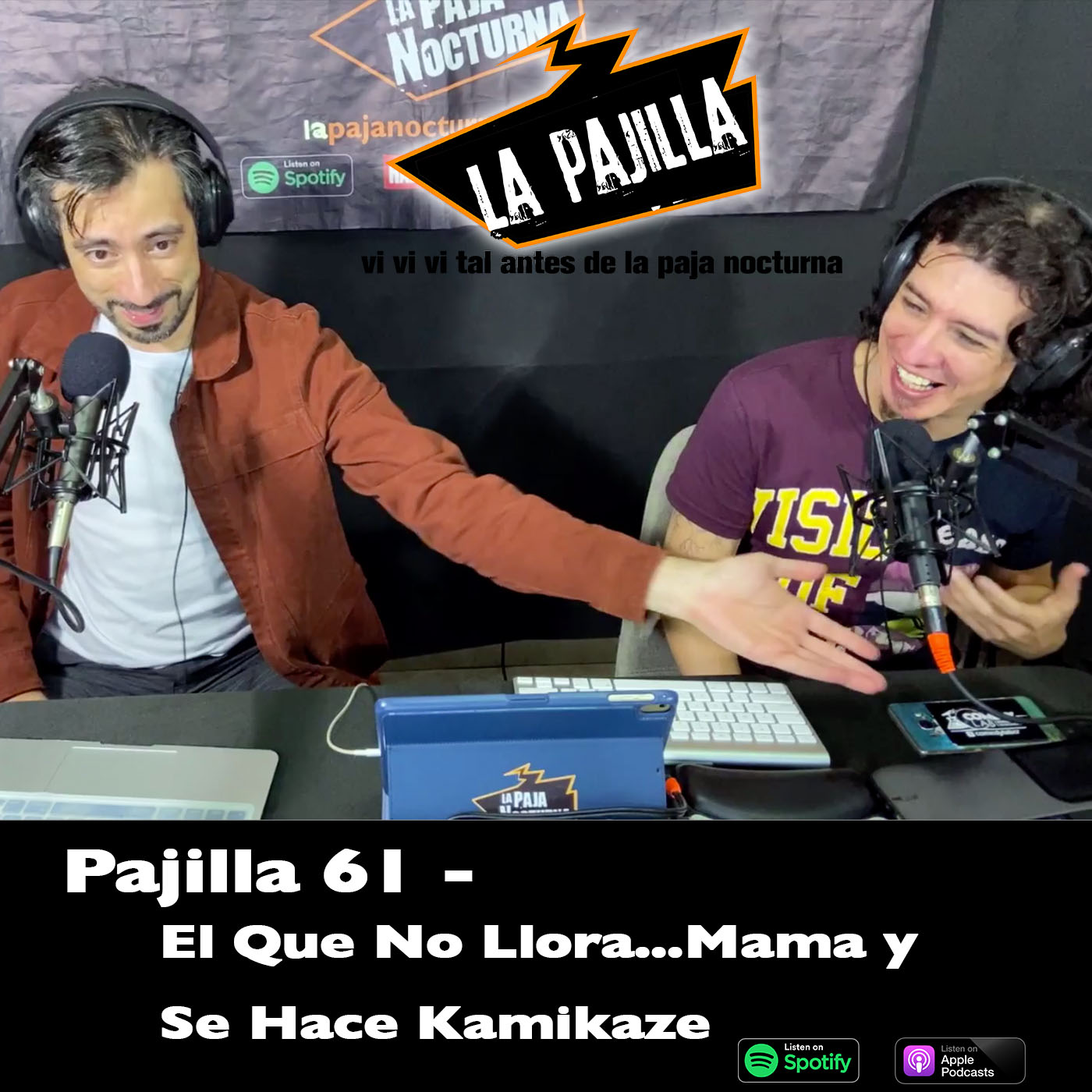 La Paja Nocturna Podcast CR Pajilla 61