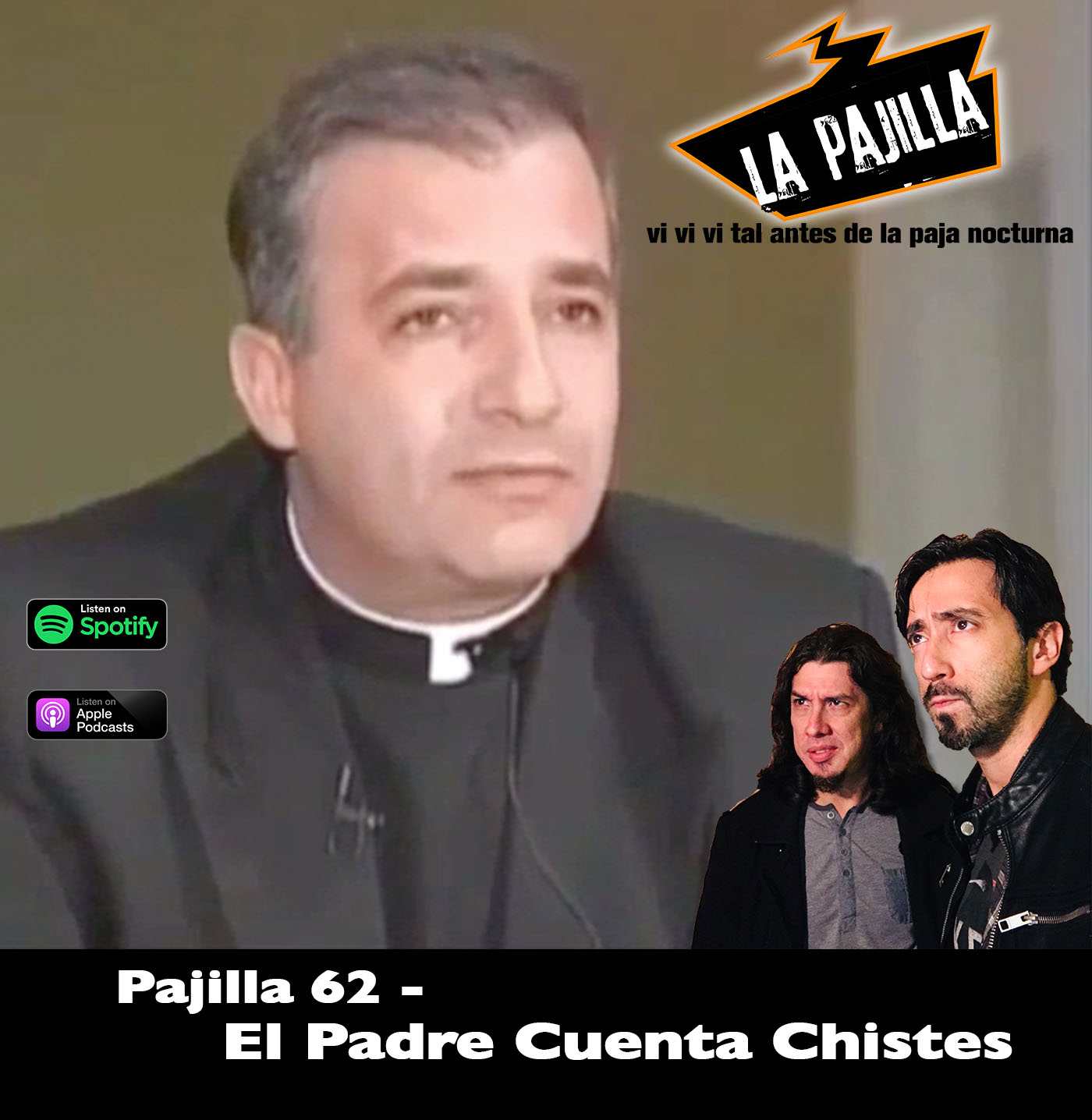 La Paja Nocturna Podcast CR Pajilla 62