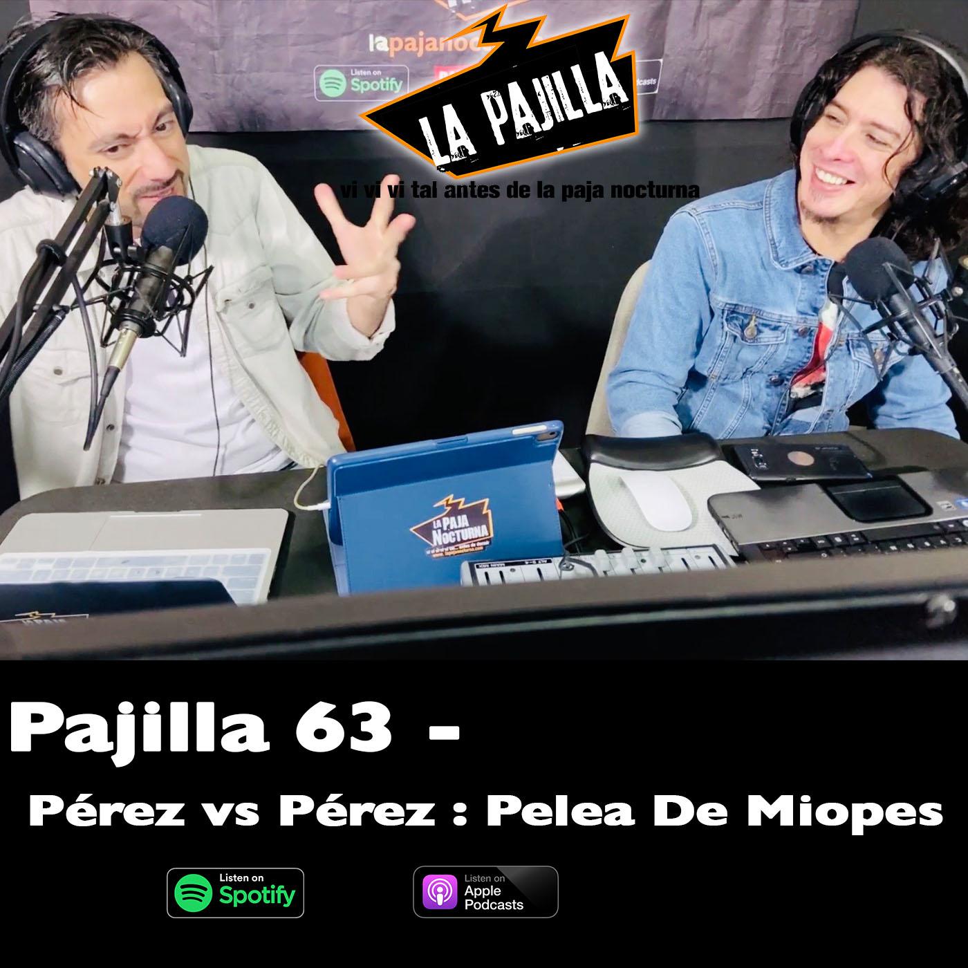 La Paja Nocturna Podcast CR Pajilla 63