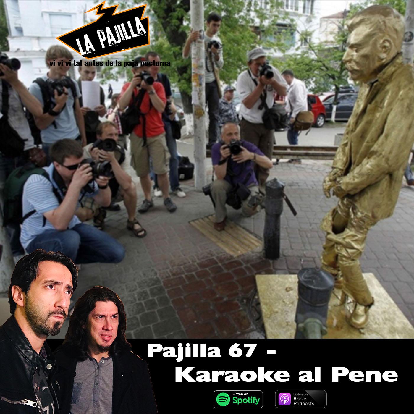 La Paja Nocturna Podcast CR Pajilla 67