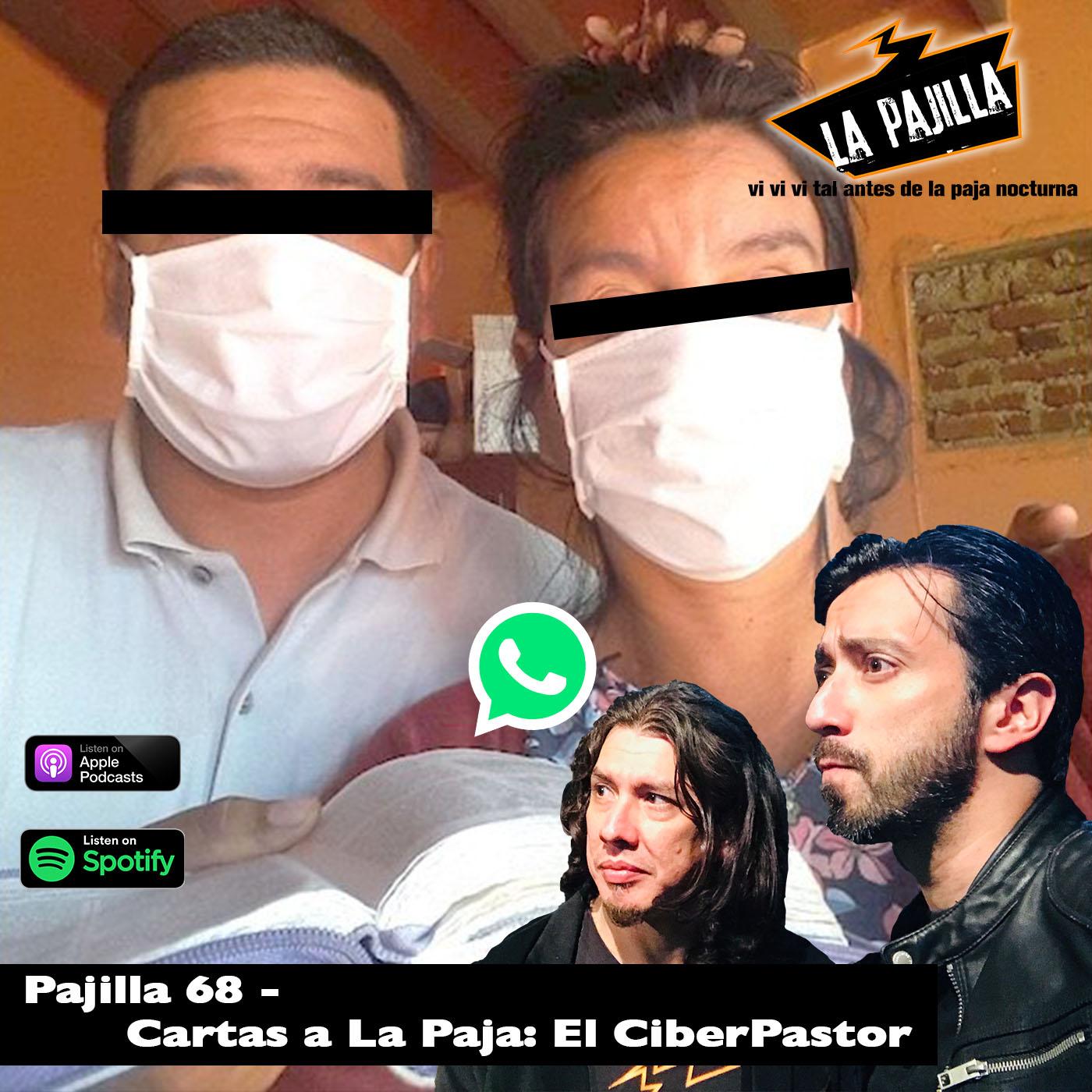 La Paja Nocturna Podcast CR Pajilla 68