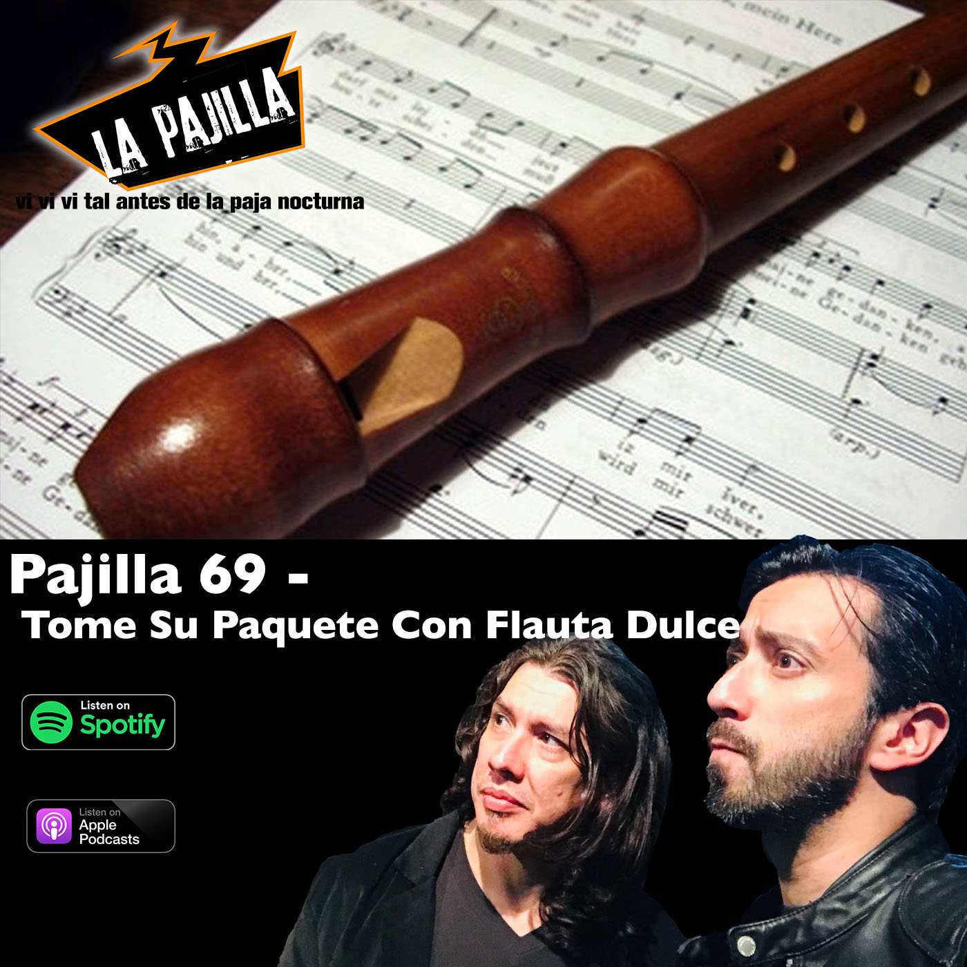 La Paja Nocturna Podcast CR Pajilla 69