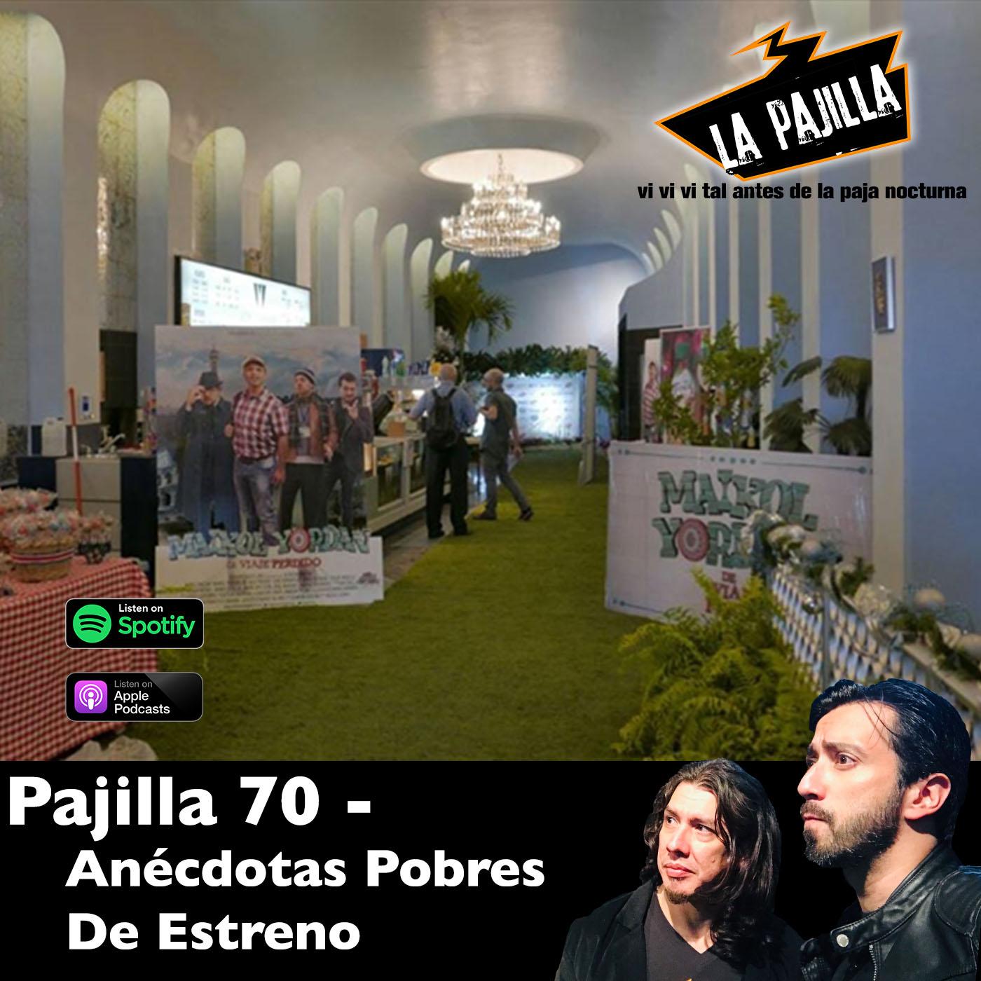 La Paja Nocturna Podcast CR Pajilla 70
