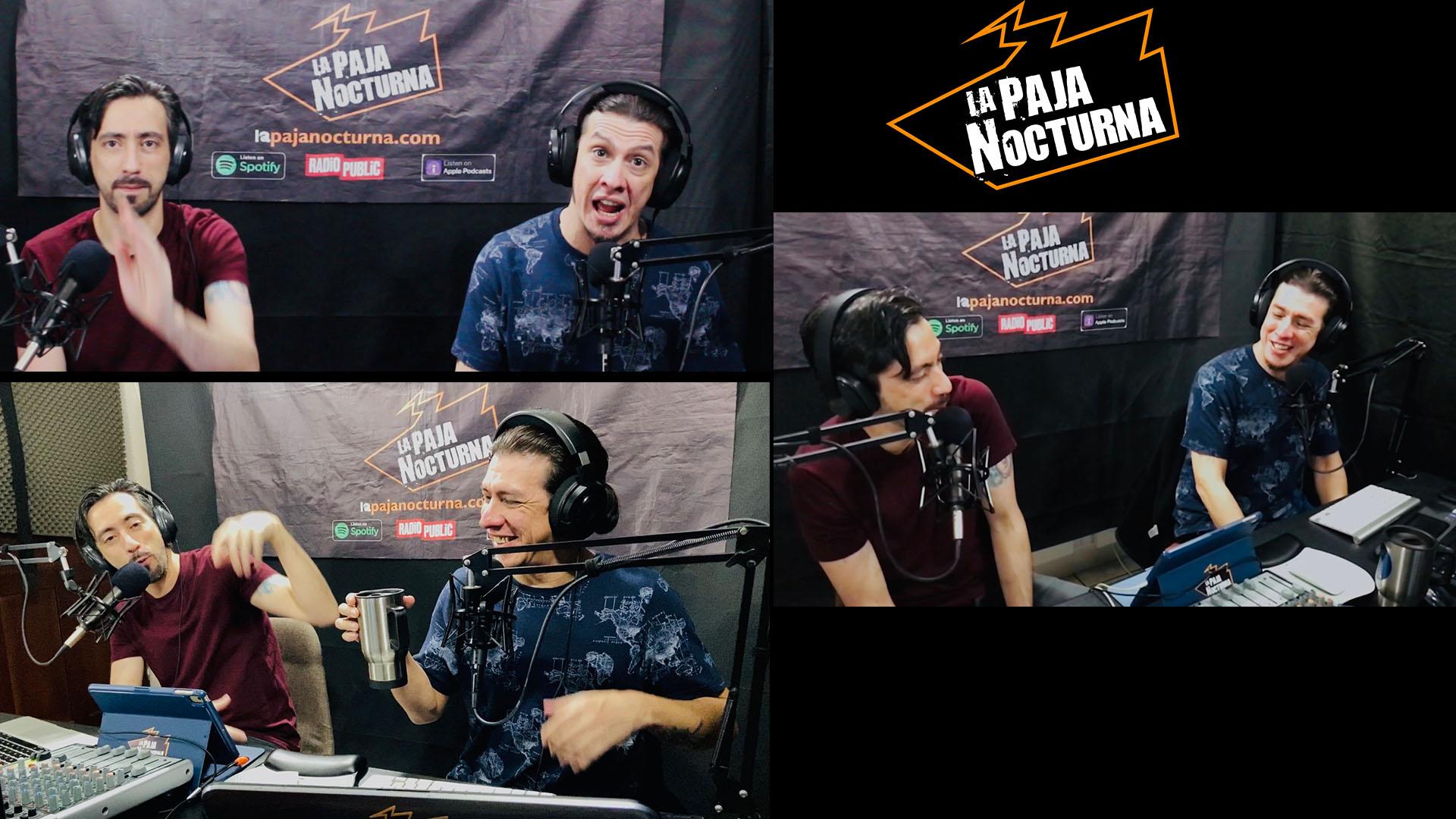 La paja nocturna podcast Episodio 97