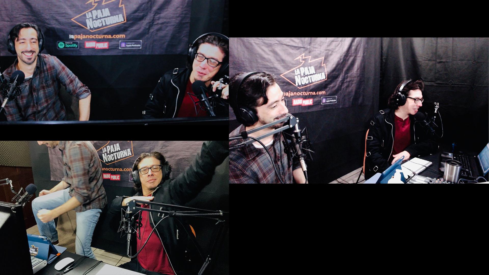 La paja nocturna podcast Episodio 98