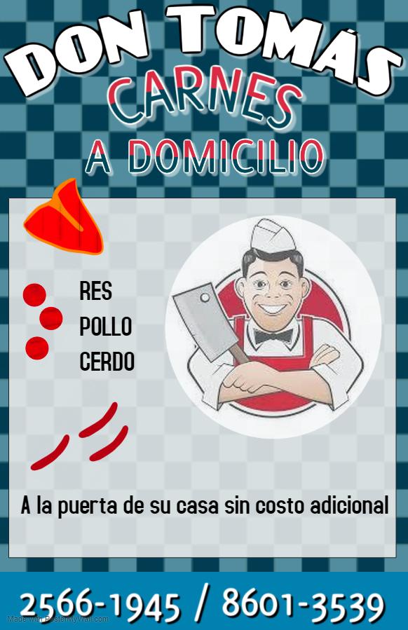 Carnes Don Tomás Artes