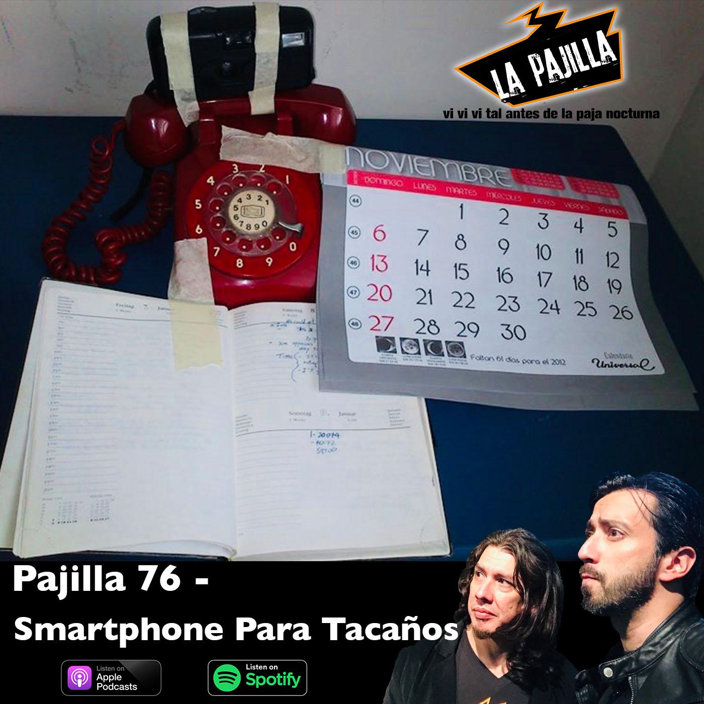La Paja Nocturna Podcast CR Pajilla 76