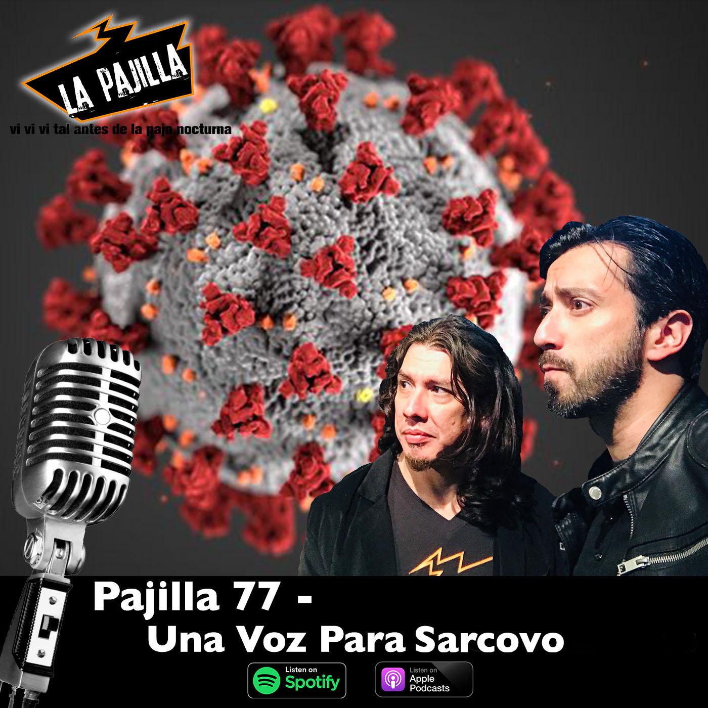 La Paja Nocturna Podcast CR Pajilla 77