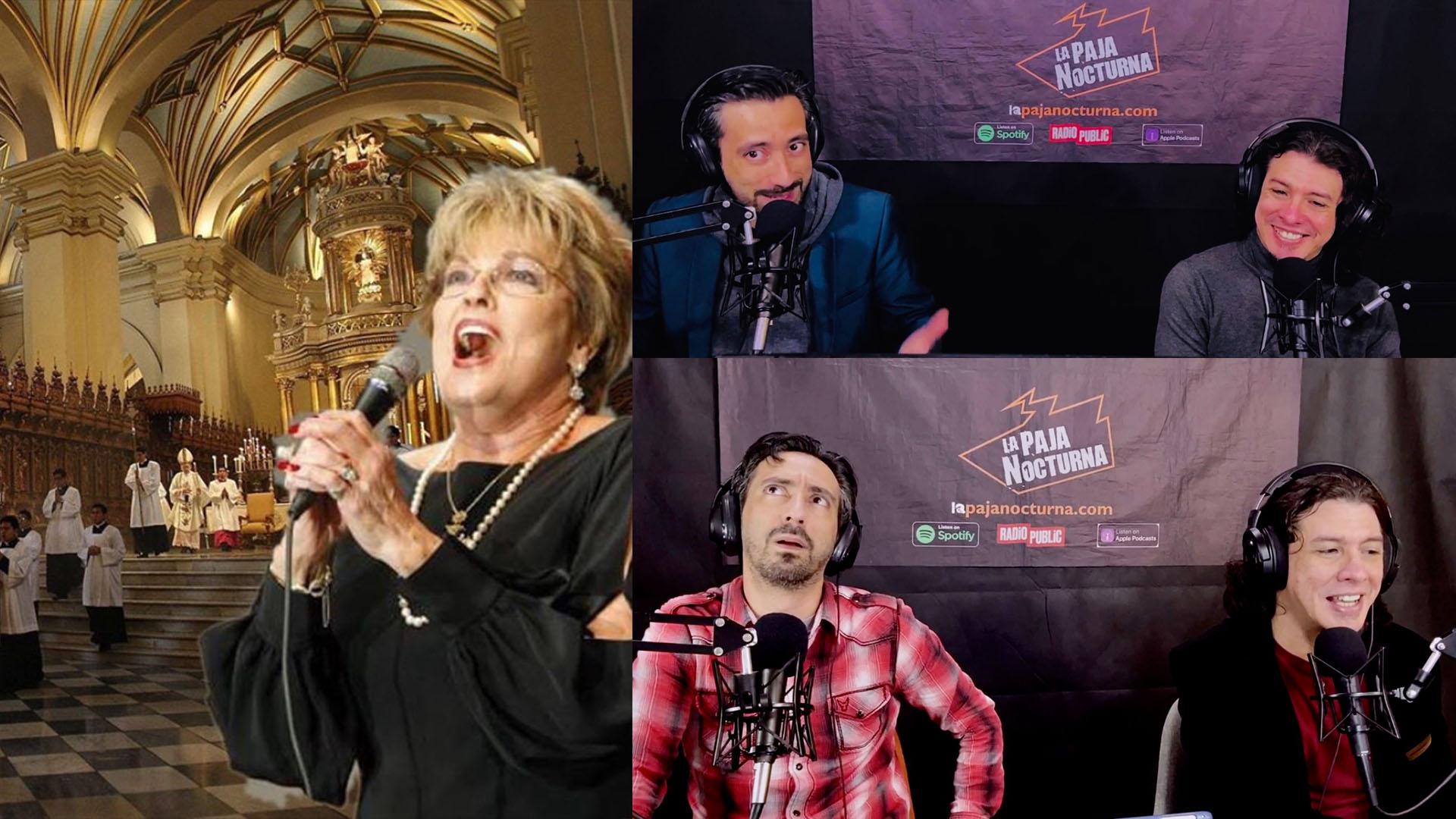 La Paja Nocturna Podcast CR Pajilla 80